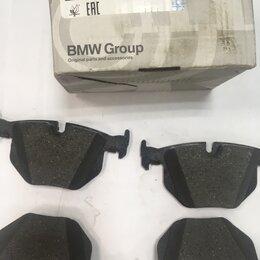 Тормозная система  - Колодки тормозные задние дисковые BMW X5, 0