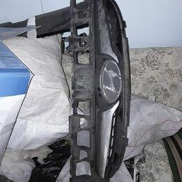 Интерьер  - Решетка радиатора хундай солярис 1, 0