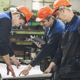 Рабочие - Рабочий в производственный цех, 0
