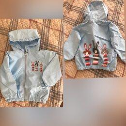 Пальто и плащи - Ветровка для девочки , 0