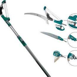 Ручные секаторы, высоторезы, сучкорезы - Сучкорез штанговый Raco 371 ножовка телескопическая ручка 1.5-3.5 м, 0