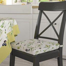 """Подушки - Подушка на стул """"Олива"""", 0"""