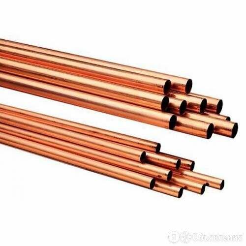 Медная капиллярная трубка М1М ГОСТ 2624 - 77 по цене 119657₽ - Металлопрокат, фото 0