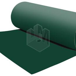 Кровля и водосток - Гладкий лист рулонной стали RAL6005/6005 Зеленый Мох ш1.25 2-х сторонний, 0