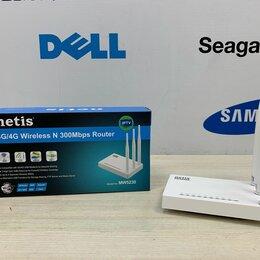 Проводные роутеры и коммутаторы - Wi-Fi роутер Netis MW5230 4G, 0