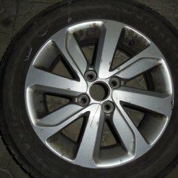 Шины, диски и комплектующие - Kia Rio 2015-2017 год Диск колеса 6Jx15 offset 48, 0