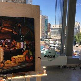 Картины, постеры, гобелены, панно - Картина маслом на холсте, 0