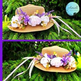 Головные уборы - Женские летние шляпки, 0