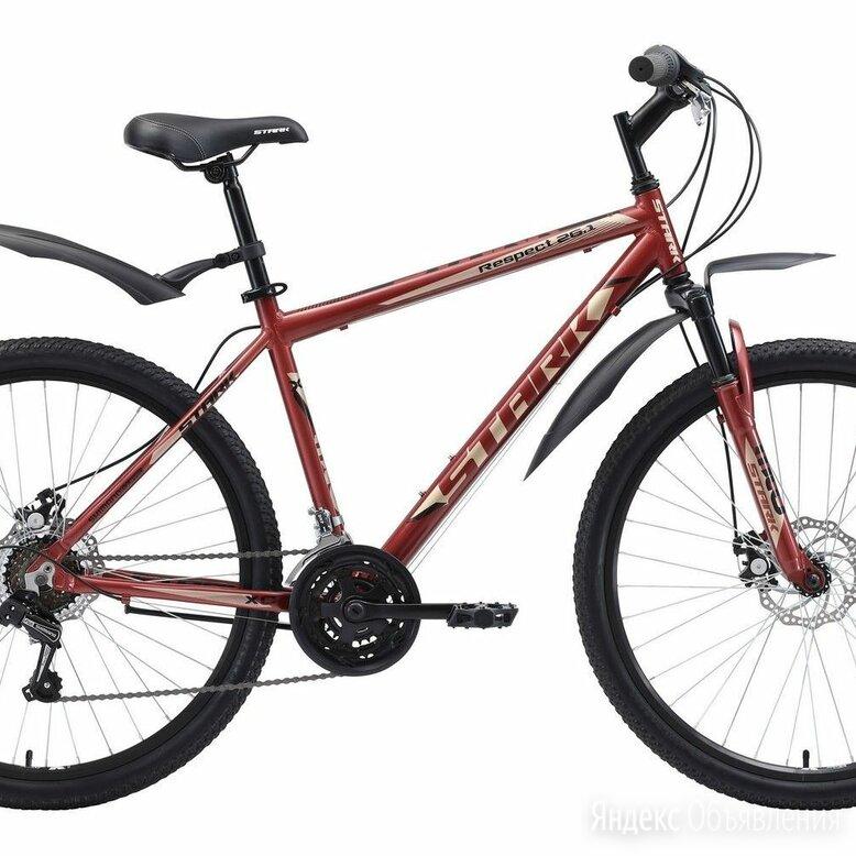 Горный велосипед  Stark Respect 26.1 D (2018) по цене 9000₽ - Велосипеды, фото 0