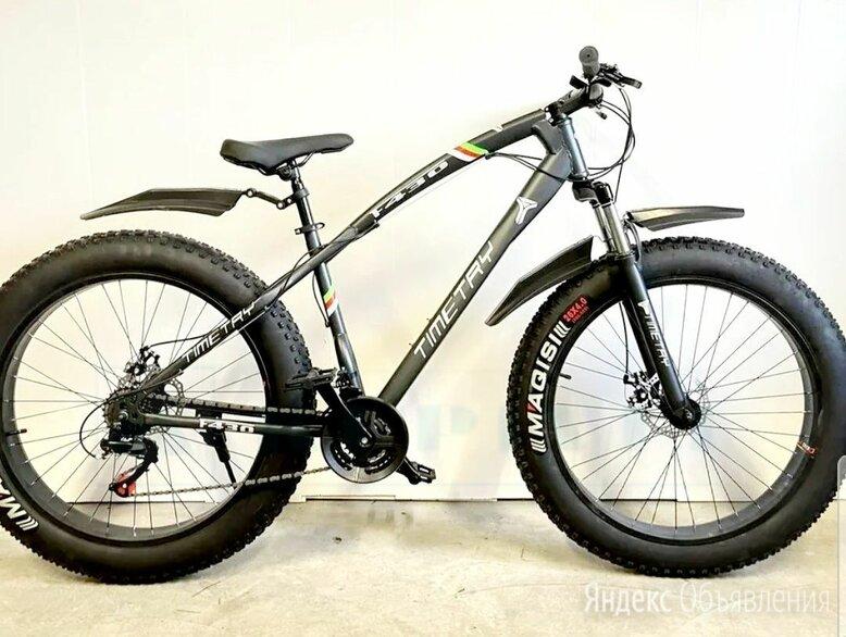 ФЭТ-БАЙК спортивный дорожный  по цене 16490₽ - Велосипеды, фото 0