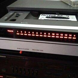 Музыкальные центры,  магнитофоны, магнитолы - Bang&Olufsen Beocord 5500, 0