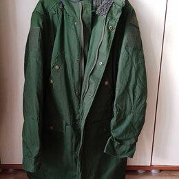 Куртки - Куртка Аляска рип стоп олива демисезонная, 0