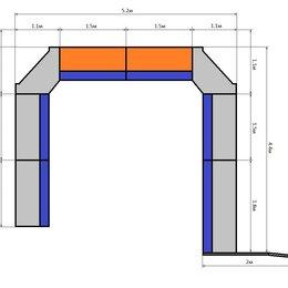 Мебель для учреждений - Стойка-ресепшн для операционистов, 0