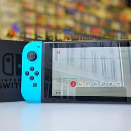 Игровые приставки - Nintendo Switch б.у, 0