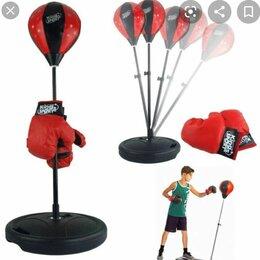 Тренировочные снаряды - Напольная груша для бокса, 0