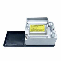 Прочая техника - Машинка д/сигарет электрическая инжектор 8мм Новая, 0