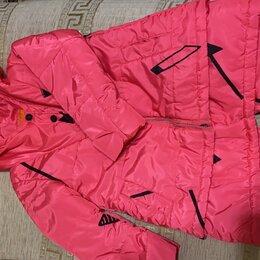 Куртки и пуховики - Куртка для девочки, 0