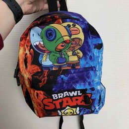 Рюкзаки, ранцы, сумки - Рюкзак Brawl Stars, 0