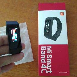 Аксессуары - Фитнес-браслет Xiaomi Mi Smart Band 4С, 0