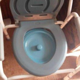 Приборы и аксессуары - Кресло-туалет wc econom, 0