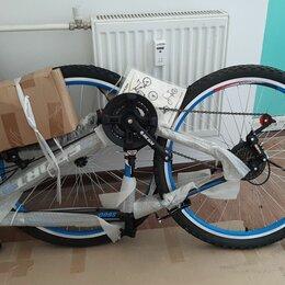 Велосипеды - Велосипед 21 скорость, 0