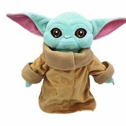 Мягкие игрушки - Мягкая игрушка Грогу звездные войны 25 см, 0