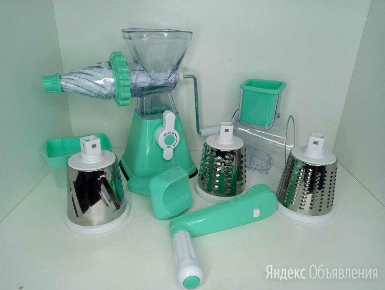 Соковыжималка по цене 1599₽ - Кухонные комбайны и измельчители, фото 0