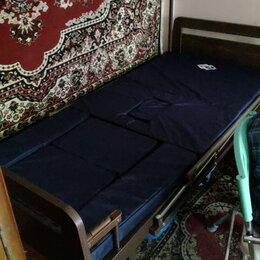 Устройства, приборы и аксессуары для здоровья - Кровать медицинская функциональная механическая YG-6, 0