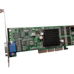 Видеокарты - Видеокарта MSI MX400 AGP, DVI-VGA переходник, 0