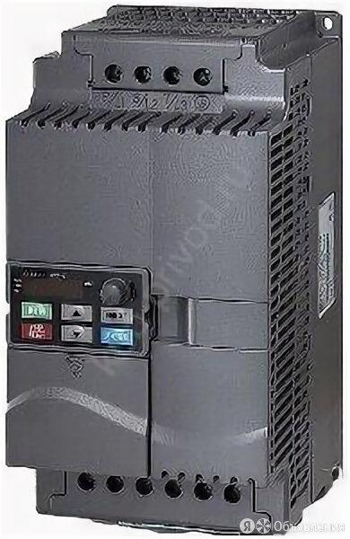 Преобразователь частоты VFD110E43A (11кВт 380В) по цене 58020₽ - Производственно-техническое оборудование, фото 0