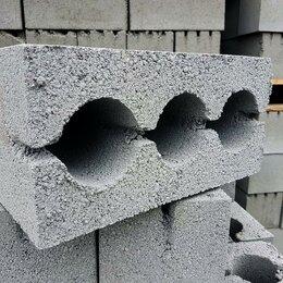 Строительные блоки - Шлакоблоки, полублоки, Керамзитоблоки, Блоки строительные (в ассортименте), 0