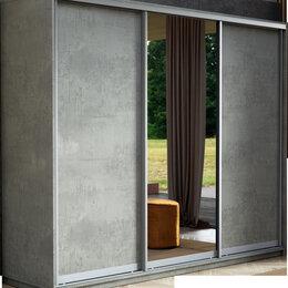 Шкафы, стенки, гарнитуры - Шкафы-купе с зеркалом,3-х дверные.Быстрая доставка, 0