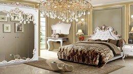 Кровати - Спальня Розалия КМК. Комплект 1, 0