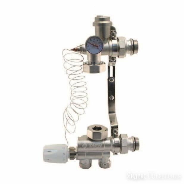 Смесительный узел для теплого пола Taen + насос Wester 25-60 (комплект, в сборе) по цене 10230₽ - Комплектующие для радиаторов и теплых полов, фото 0