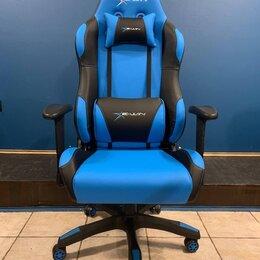 Компьютерные кресла - компьютерное кресло геймерское с качанием, 0