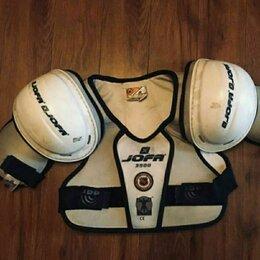Защита и экипировка - Нагрудник хоккейный jofa 3500, 0