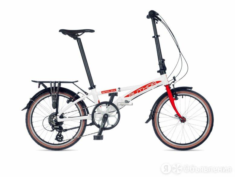 Складной велосипед AUTHOR Simplex 20 2021 (Рама: M (Рост: 145-190 см), Цвет: б по цене 51113₽ - Велосипеды, фото 0