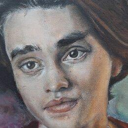 Рисование - Портрет,картина на заказ, 0