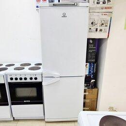 Холодильники - Холодильник Indesit 167 см, 0