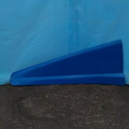 Кузовные запчасти  - 1348513 Боковой спойлер левый Scania (Цвет синий), 0