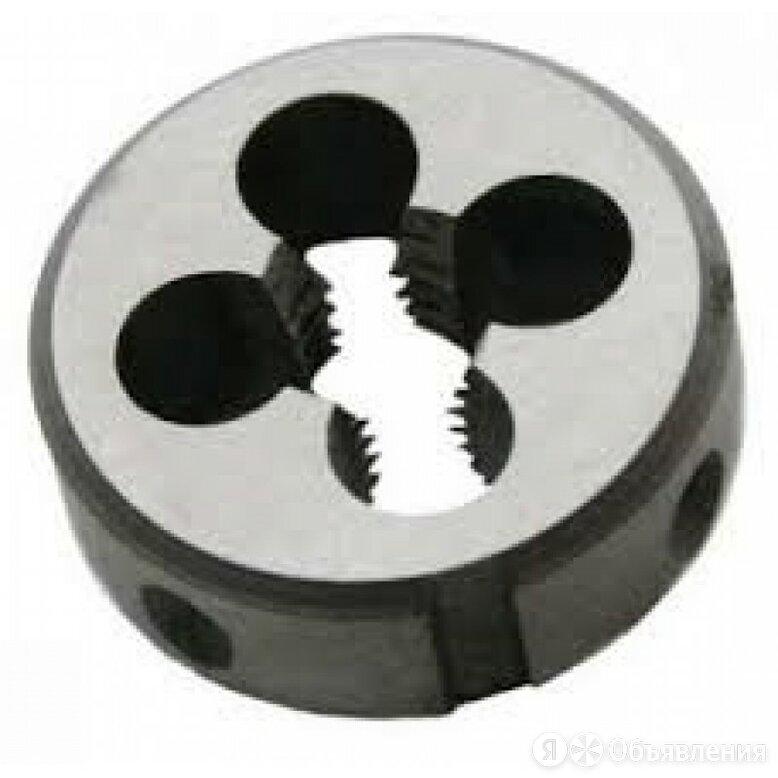 Плашка М 3х0,5 РосИнструмент по цене 63₽ - Уголки, кронштейны, держатели, фото 0