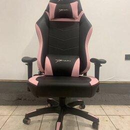 Компьютерные кресла - Компьютерное кресло игровое e-win с качанием, 0