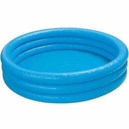 Бассейны - бассейн надувной Intex детский размер 147*33 см, 0