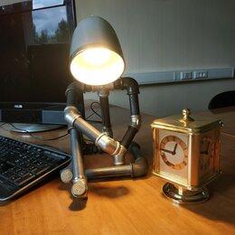 Настольные лампы и светильники - Светильник настольный Железный Буратино, 0