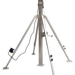 Люстры и потолочные светильники - Осветительная вышка СПС-Р 13,5 ГАЛ 4х1000, 0