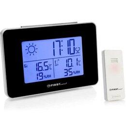 Метеостанции, термометры, барометры - Метеостанция First Austria FA-2461-5-BA, беспроводной датчик, 0