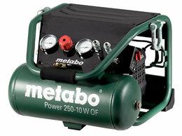 Воздушные компрессоры - Компрессор безмасляный Power 250-10 W OF 1.5кВт…, 0