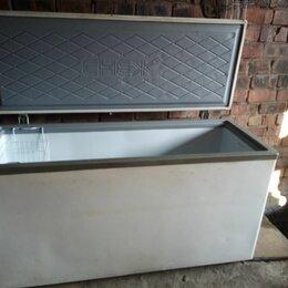 Морозильное оборудование - Ларь  морозильный  МЛК - 600, 0