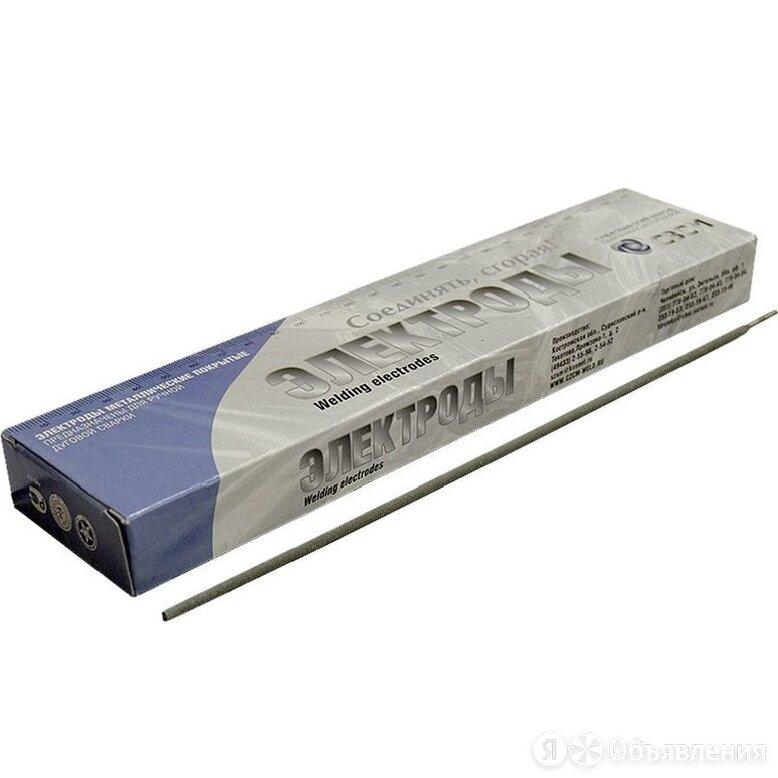 """Электрод сварочный Т-590 ф5,0мм """"Ротекс"""" (уп. 5,5  кг) по цене 1861₽ - Электроды, проволока, прутки, фото 0"""