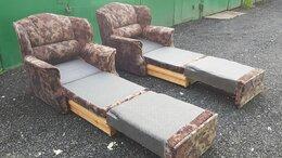 Кресла - 2 шикарных кресло-кровати с доставкой, 0